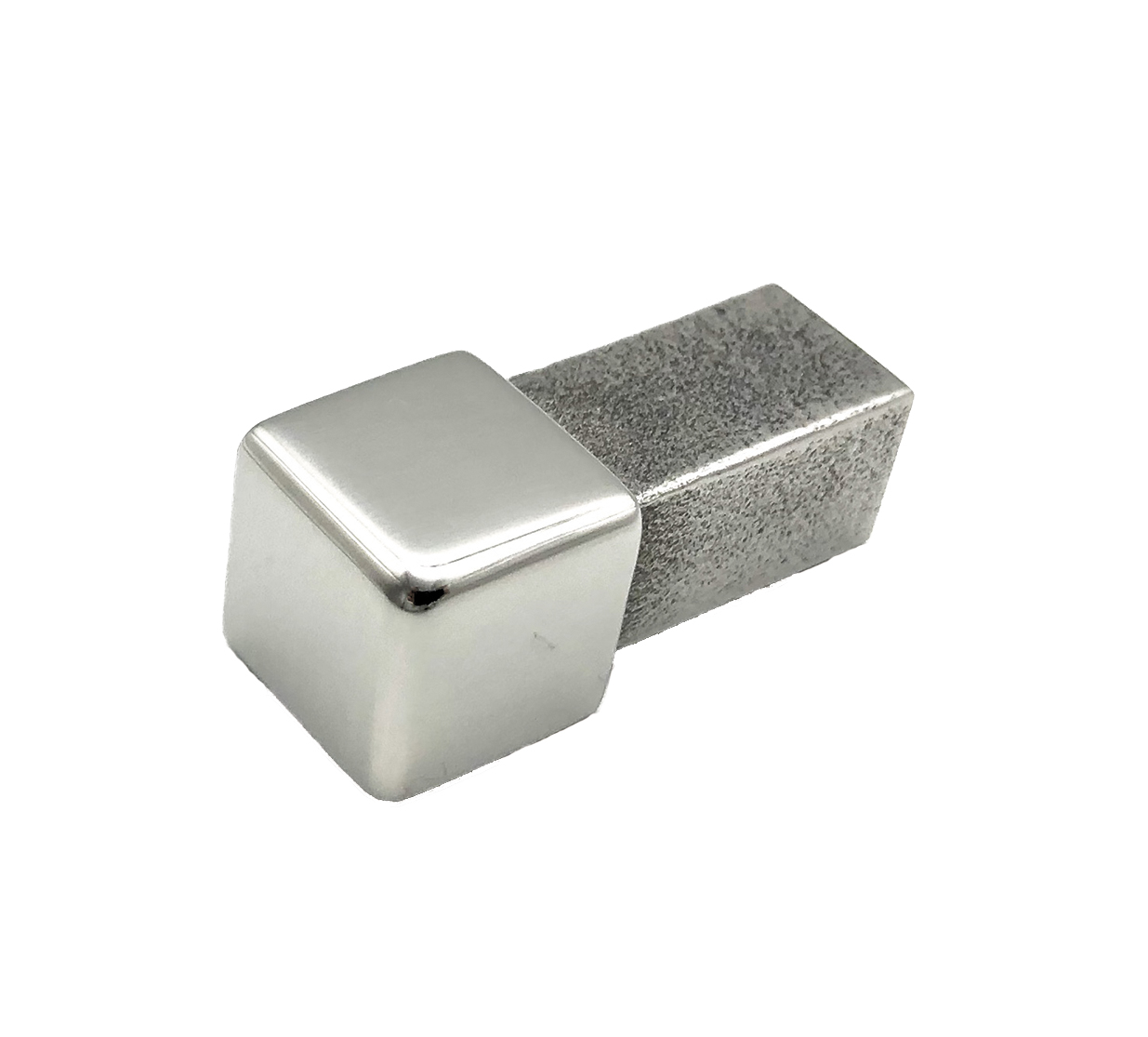 ProDiva Quadratum Eckstück - Poliert