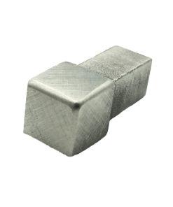 Quadratprofil Eckstücke